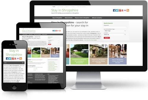 shropshire design - web design in shropshire, shrewsbury, telford